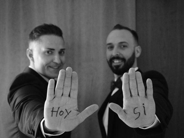 La boda de Jose y Carlos en Malgrat De Mar, Barcelona 35