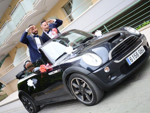 La boda de Jose y Carlos en Malgrat De Mar, Barcelona 37