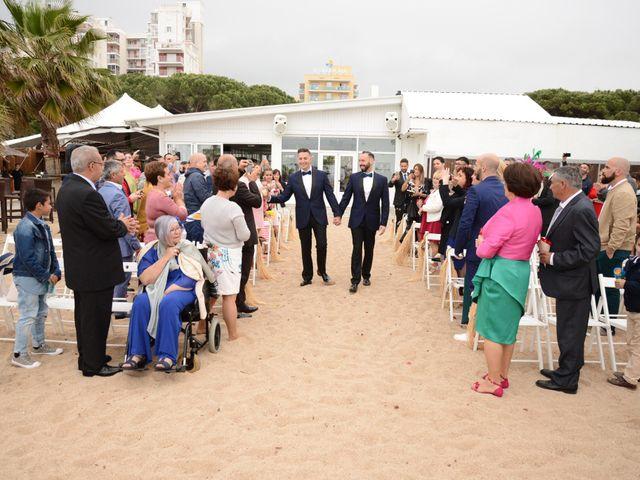 La boda de Jose y Carlos en Malgrat De Mar, Barcelona 43