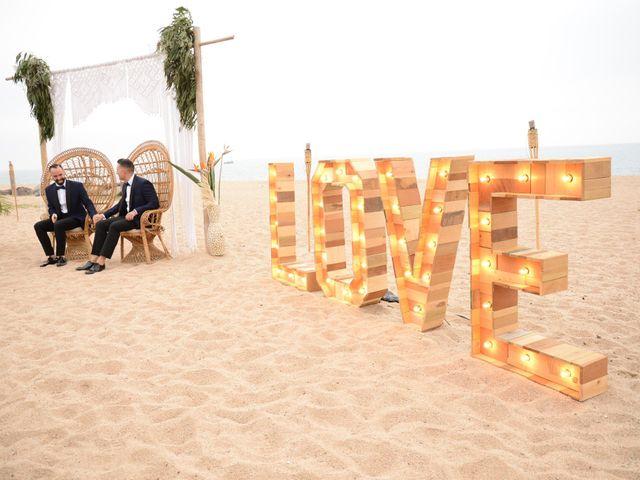 La boda de Jose y Carlos en Malgrat De Mar, Barcelona 45