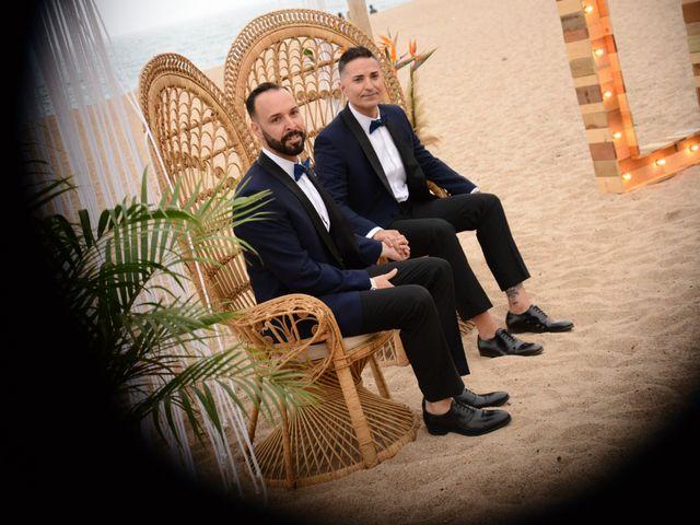La boda de Jose y Carlos en Malgrat De Mar, Barcelona 47