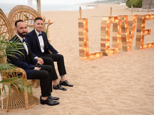 La boda de Jose y Carlos en Malgrat De Mar, Barcelona 48