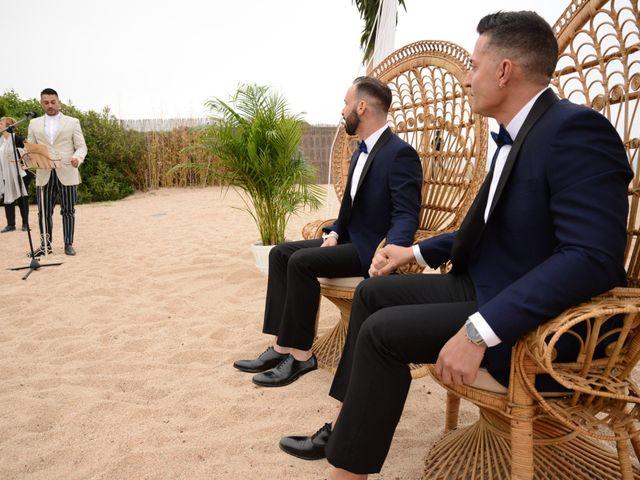 La boda de Jose y Carlos en Malgrat De Mar, Barcelona 54