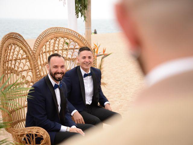 La boda de Jose y Carlos en Malgrat De Mar, Barcelona 62