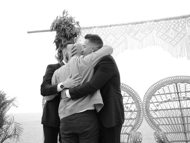 La boda de Jose y Carlos en Malgrat De Mar, Barcelona 64