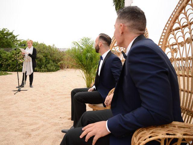 La boda de Jose y Carlos en Malgrat De Mar, Barcelona 65