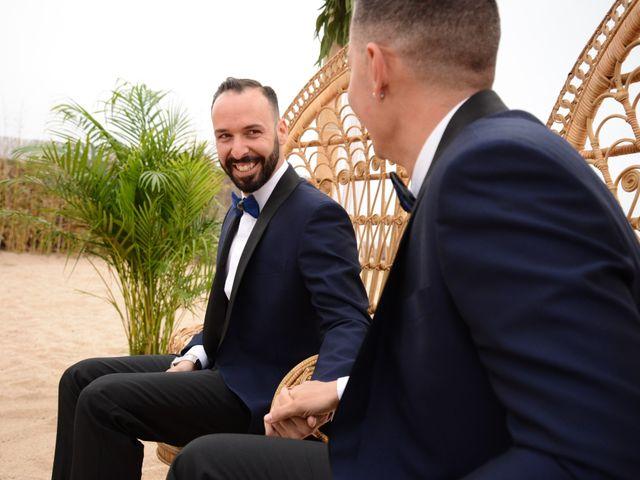 La boda de Jose y Carlos en Malgrat De Mar, Barcelona 66