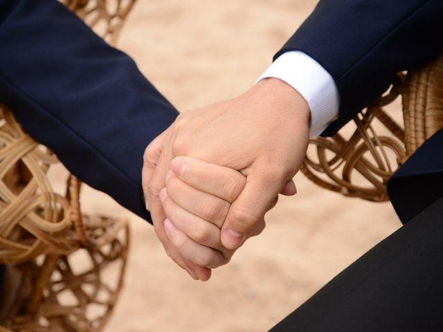 La boda de Jose y Carlos en Malgrat De Mar, Barcelona 67