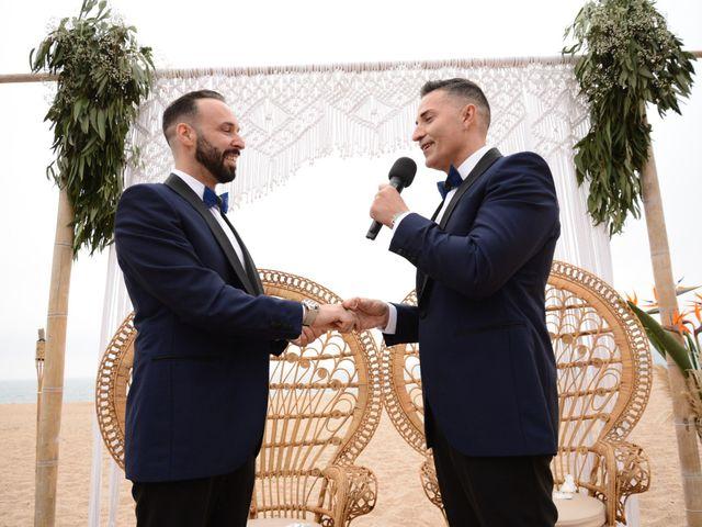 La boda de Jose y Carlos en Malgrat De Mar, Barcelona 71