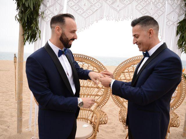 La boda de Jose y Carlos en Malgrat De Mar, Barcelona 73