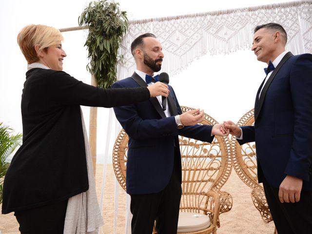 La boda de Jose y Carlos en Malgrat De Mar, Barcelona 74