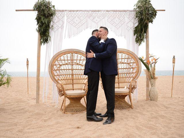 La boda de Jose y Carlos en Malgrat De Mar, Barcelona 80