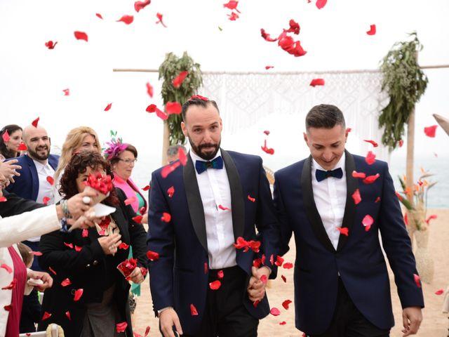 La boda de Jose y Carlos en Malgrat De Mar, Barcelona 81