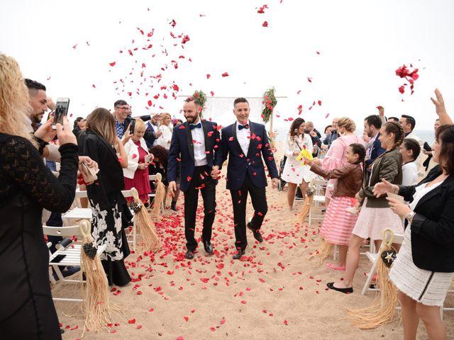 La boda de Jose y Carlos en Malgrat De Mar, Barcelona 82