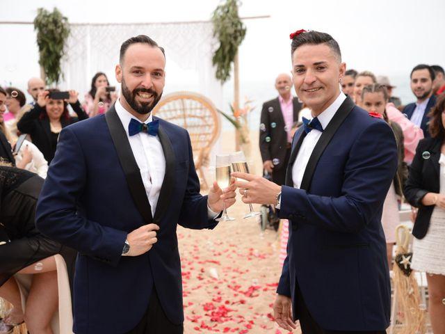 La boda de Jose y Carlos en Malgrat De Mar, Barcelona 84