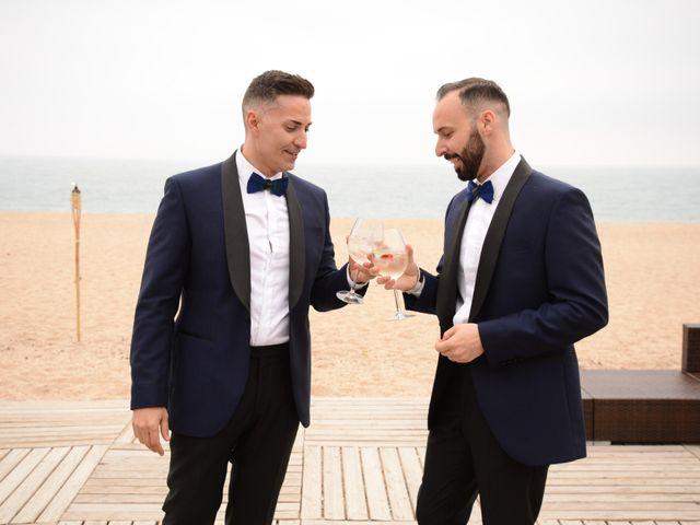 La boda de Jose y Carlos en Malgrat De Mar, Barcelona 103