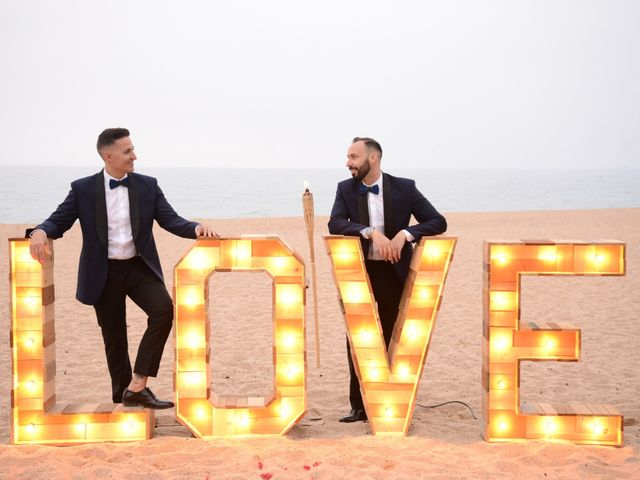 La boda de Jose y Carlos en Malgrat De Mar, Barcelona 110