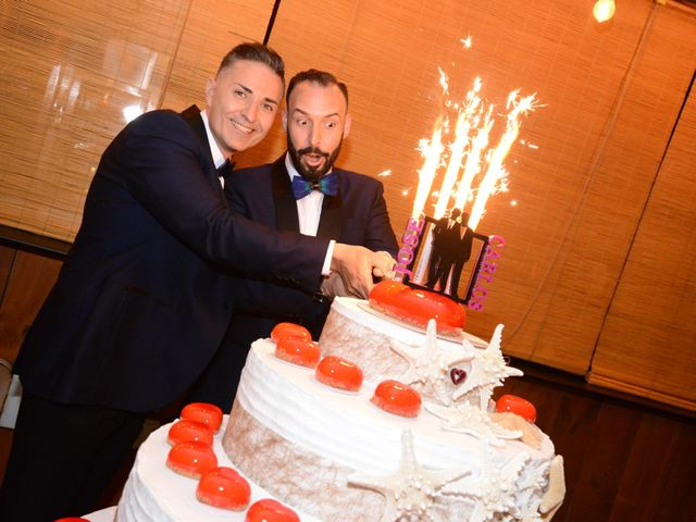 La boda de Jose y Carlos en Malgrat De Mar, Barcelona 126