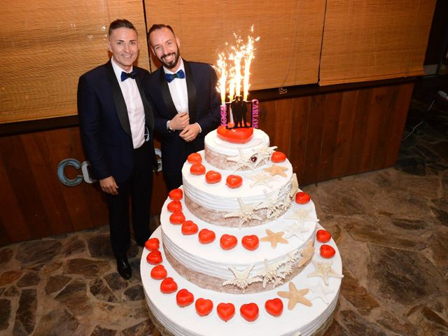 La boda de Jose y Carlos en Malgrat De Mar, Barcelona 127
