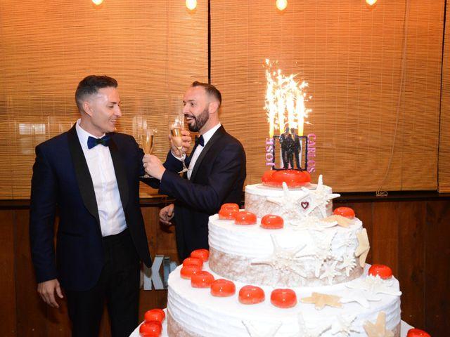 La boda de Jose y Carlos en Malgrat De Mar, Barcelona 130