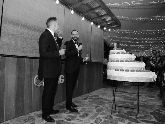 La boda de Jose y Carlos en Malgrat De Mar, Barcelona 132