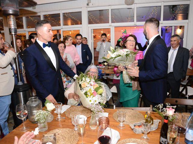 La boda de Jose y Carlos en Malgrat De Mar, Barcelona 141