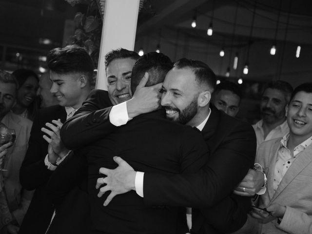 La boda de Jose y Carlos en Malgrat De Mar, Barcelona 153