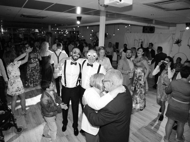 La boda de Jose y Carlos en Malgrat De Mar, Barcelona 162