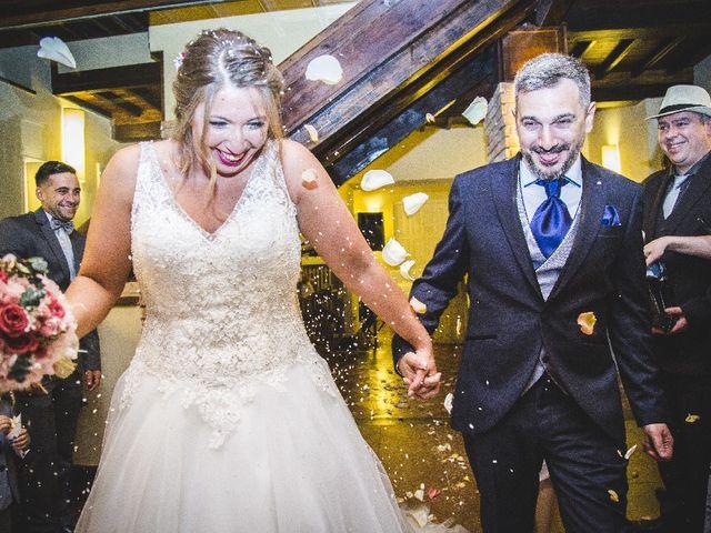 La boda de Juan y Bea en Redondela, Pontevedra 28