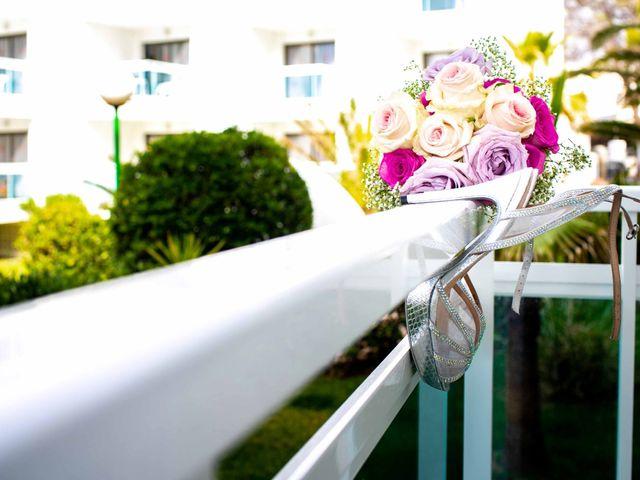 La boda de Iván y Katherine en Eivissa, Islas Baleares 2