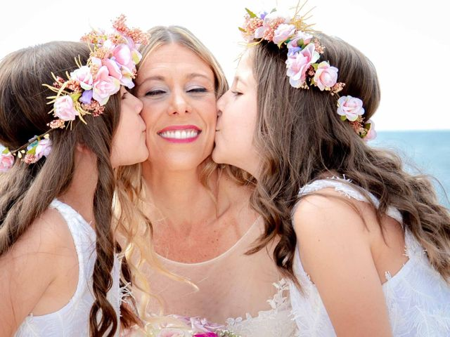 La boda de Iván y Katherine en Eivissa, Islas Baleares 8