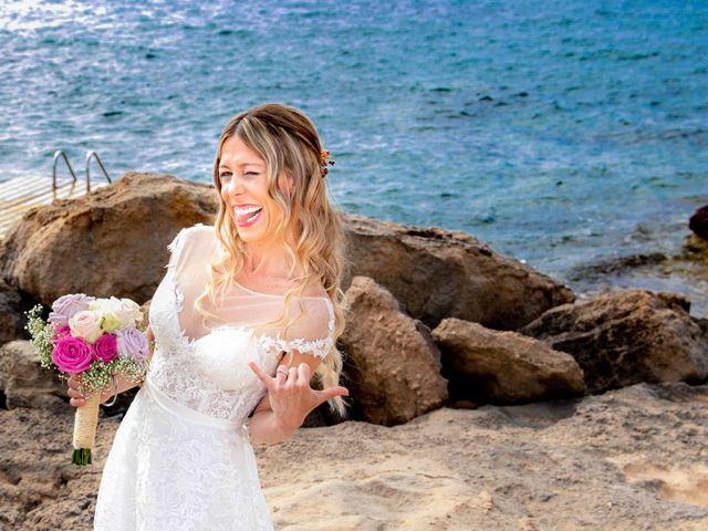 La boda de Iván y Katherine en Eivissa, Islas Baleares 9