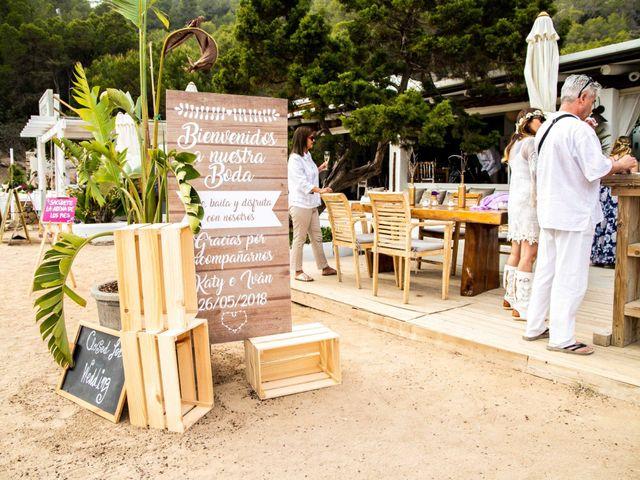 La boda de Iván y Katherine en Eivissa, Islas Baleares 12