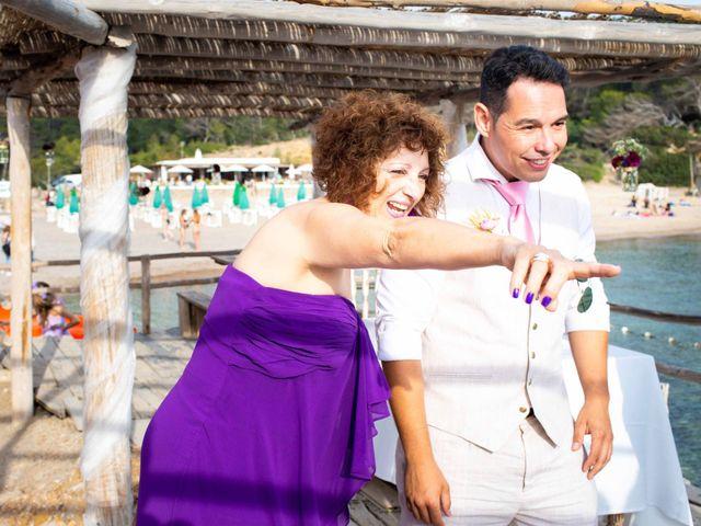 La boda de Iván y Katherine en Eivissa, Islas Baleares 15