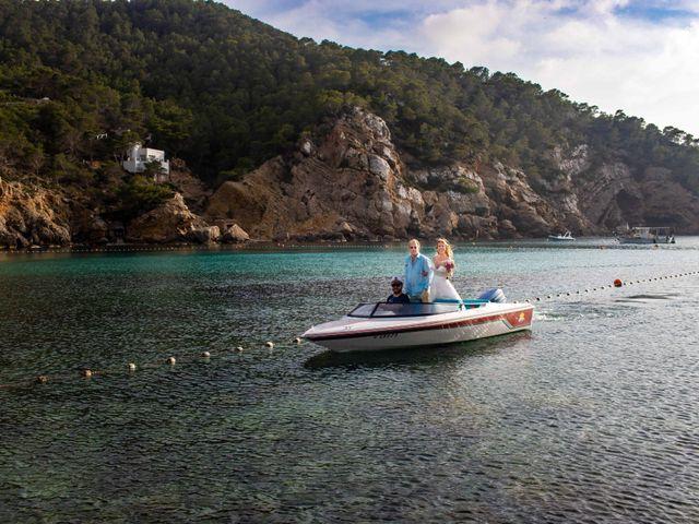 La boda de Iván y Katherine en Eivissa, Islas Baleares 16