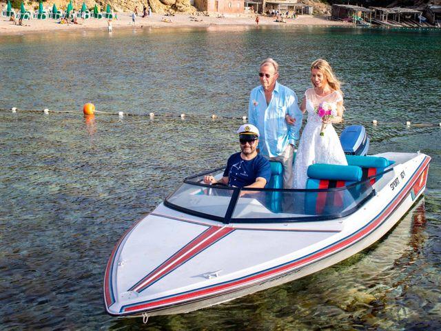 La boda de Iván y Katherine en Eivissa, Islas Baleares 17