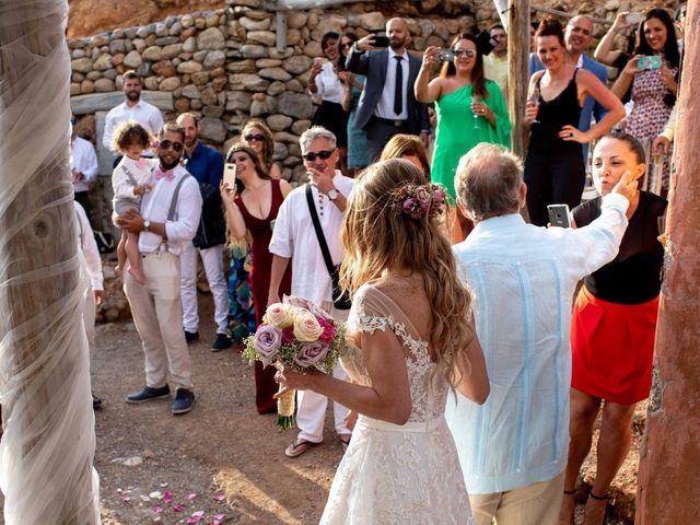 La boda de Iván y Katherine en Eivissa, Islas Baleares 19
