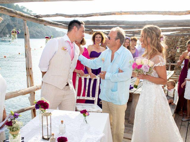 La boda de Iván y Katherine en Eivissa, Islas Baleares 20