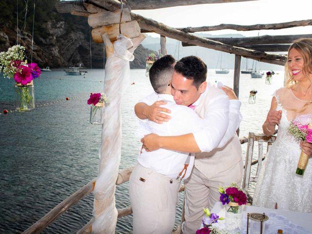 La boda de Iván y Katherine en Eivissa, Islas Baleares 26