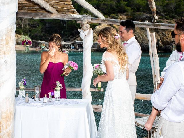 La boda de Iván y Katherine en Eivissa, Islas Baleares 27