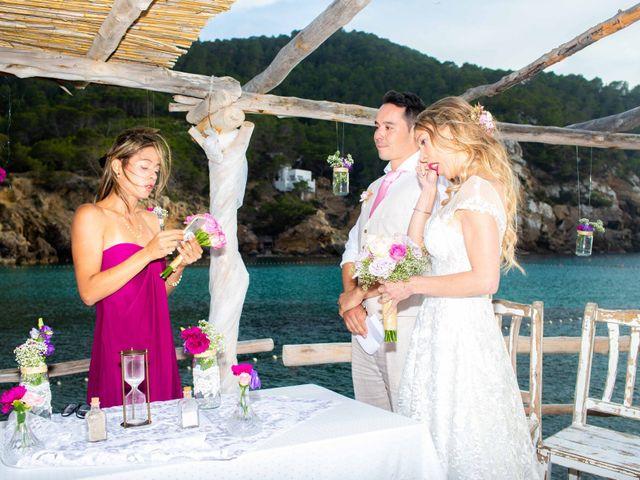 La boda de Iván y Katherine en Eivissa, Islas Baleares 28