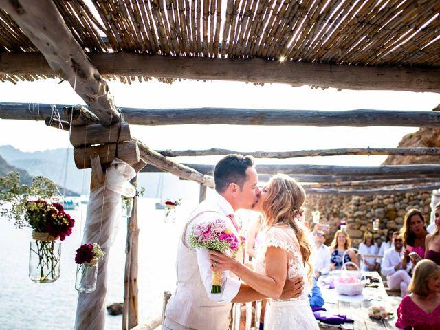 La boda de Iván y Katherine en Eivissa, Islas Baleares 35