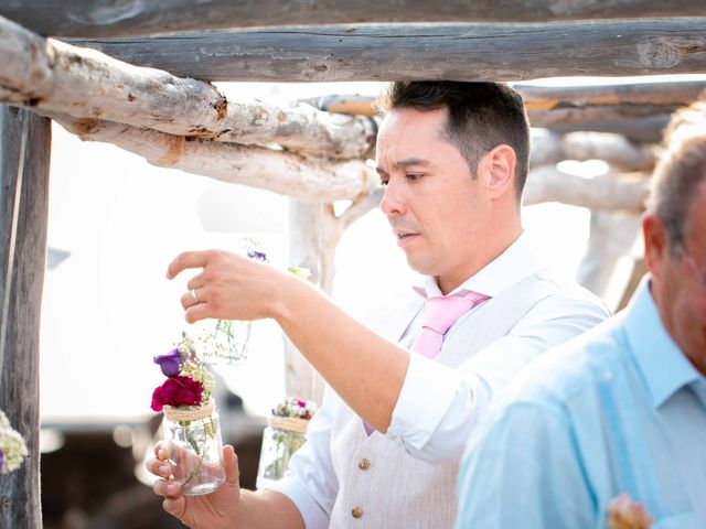 La boda de Iván y Katherine en Eivissa, Islas Baleares 36