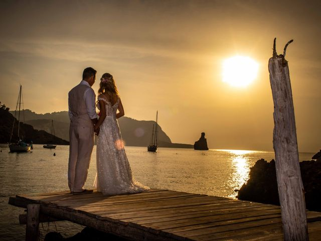 La boda de Iván y Katherine en Eivissa, Islas Baleares 1