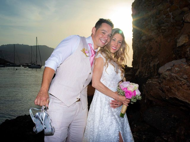 La boda de Iván y Katherine en Eivissa, Islas Baleares 40
