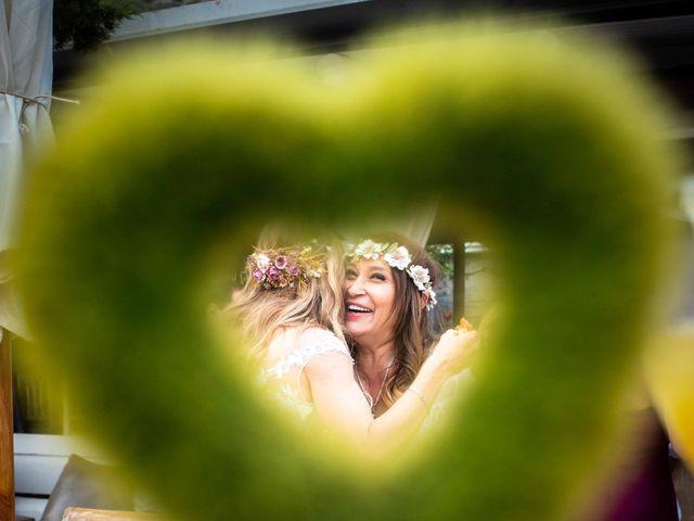 La boda de Iván y Katherine en Eivissa, Islas Baleares 41
