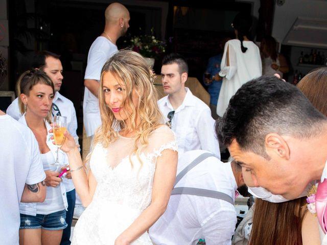 La boda de Iván y Katherine en Eivissa, Islas Baleares 42