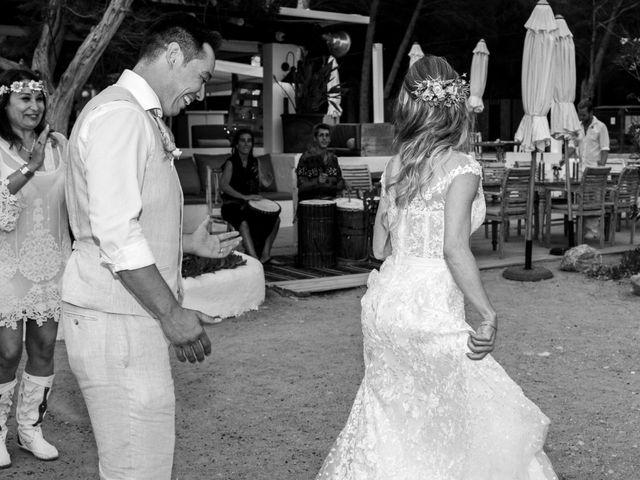 La boda de Iván y Katherine en Eivissa, Islas Baleares 46