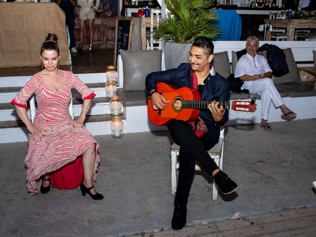 La boda de Iván y Katherine en Eivissa, Islas Baleares 49