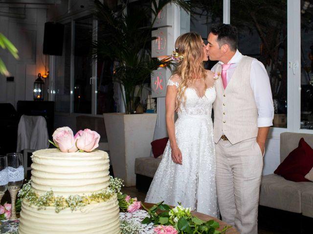 La boda de Iván y Katherine en Eivissa, Islas Baleares 54